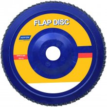 "Lixa Flap Disco 7"" 180x22mm G60 R-822 NORTON"