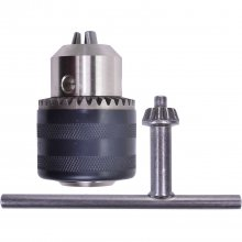 Mandril 1,5 a 13 MM 1/2 x 20 UNF com Chave Bosch