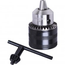 Mandril com Chave 10mm Rosca 3/8x24 Worker