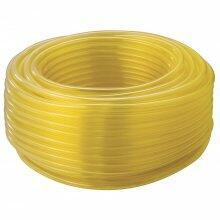 Mangueira de Combustível Amarelo 7 x 2,5mm 50m Worker