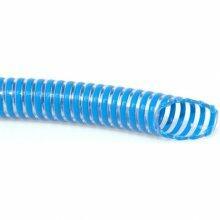 """Mangueira De Sucção Água 3/4"""" Espiralada Azul Ligth Himaflex"""