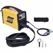 Máquina de Corte Plasma 12mm Handyplasma 35I Esab – 220V