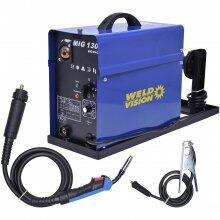 Máquina de Solda Mig com Tocha 115A Weld Vision