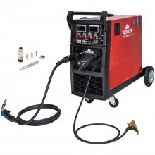 Máquinapara SoldaMIG/MAG MME 250A 220v Worker