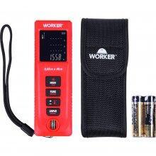 Medidor de Distância a Laser 40m Worker