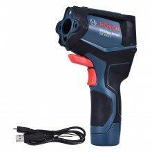 Medidor Temperatura com Câmera de Inspeção GIS 1000 C Bosch