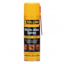 MICRO ÓLEO COLLINS SPRAY 300ML/200G