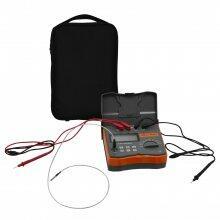 Mili Ohmímetro Digital MO-1210 Medição A 4 Fios Icel