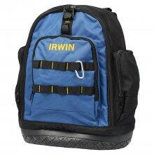 """Mochila Com Base Emborrachada Para Ferramentas 14"""" Irwin"""