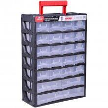 Organizador Plástico 23 Gavetas 31,5x14x44,5cm Worker