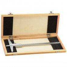 Paquímetro Para Medir Profundidade Até 200 mm 01,0011 Zaas