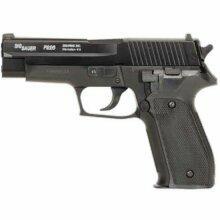 Pistola De Pressão Em Abs Sig Sauer P226 6 Mm Airsoft Cyberx