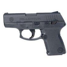 Pistola De Pressão Em Abs Taurus Millenium Pt111 6 Mm Airsoft Cyberx