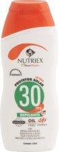 Protetor Solar Fps30 Com Repelente 120ml Nutriex