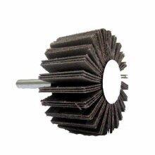 Roda de Lixa 75x25 G80 Com Haste 1/4 Rodalixa