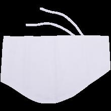 Saco branco coletor de pó para lixadeira pneumática LP 610 V