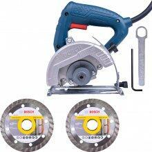 Serra Mármore TITAN 1500W Com 2 Discos GDC150 Bosch