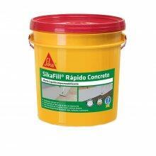 Sikafill Manta Liquida Cinza Concreto 3,6L Sika