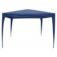 Tenda Gazebo Pop 3x3M Em Polietileno Azul 308700 Belfix