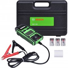 Testador de Bateria Digital Bat 135 Bosch