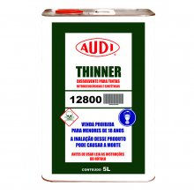 THINNER 12800 AUDI 5 LITROS