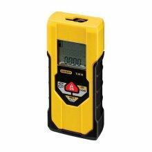Trena Digital à Laser TLM99 Stanley - 1 a 30 Metros 1-77-138