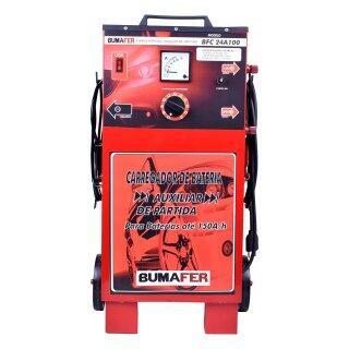 Carregador de Bateria 180 Amperes BFC24A100 Bumafer – Bivolt