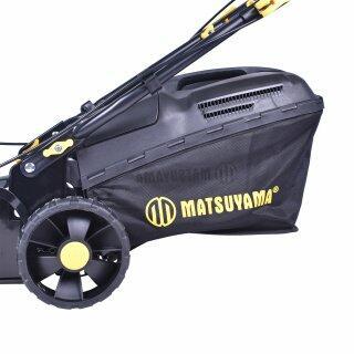 Cortador de Grama a Gasolina 3,5 HP 914258 Matsuyama