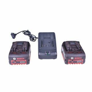 """Aspirador de Pó Portátil Gas18V-1 + Esmerilhadeira Angular 5"""" Gws18V-Li + Carregador com 2 Baterias 18V + Bolsa Ferramentas Bosch"""