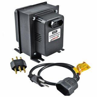 Autotransformador 1000VA Série CP Unitel - Bivolt