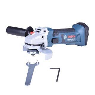 """Chave de Impacto 1/4"""" e 1/2"""" 18V Gdx180-LI + Esmerilhadeira Angular 5"""" Gws18V-Li + Carregador com 2 Baterias 18V + Bolsa Ferramentas Bosch"""