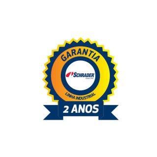 Compressor De Ar 20 Pés 300 Litros Schrader Industrial - 220/380V Trifásica