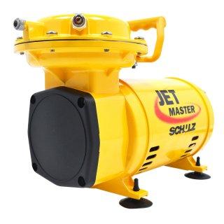 Compressor De Ar Direto 1/3 HP C/ Kit Jet Master Schulz-220V