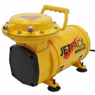 Compressor de Ar Direto JETFACIL 250W Schulz - Bivolt