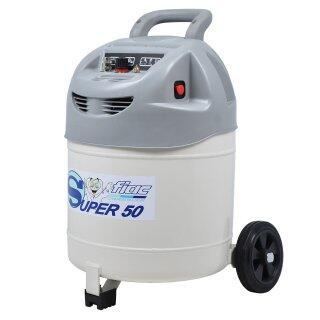 Compressor Odontológico 6PCM 50L Sem Óleo Super 50 Fiac 220V