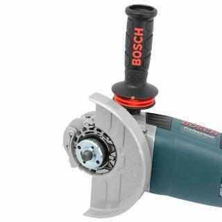 "Esmerilhadeira Angular 2600W Disco 7"" GWS26-180LVI Bosch - 220V"
