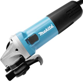 "Esmerilhadeira Angular 4.1/2"" 115mm 840W 9557HNG Makita 220V"