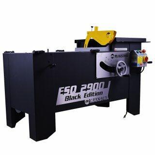 Esquadrejadeira Black Edition 2900mm 3CV Maksiwa 220/380V