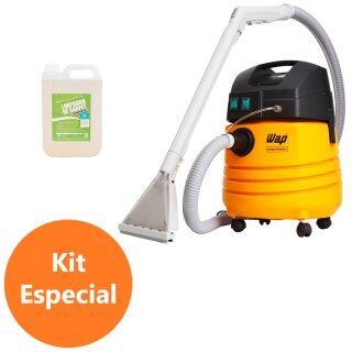 Extratora Wap Carpet Cleaner 1600W 220V e Detergente Bumafer
