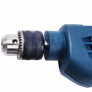 """Furadeira De Impacto 1/2"""" 600W VVR GSB13RE Bosch - Cx. Papelão, 220V"""