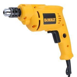 """Furadeira Elétrica 1/4"""" (6mm) 380W Dwd010-b2 Dewalt - 220V"""