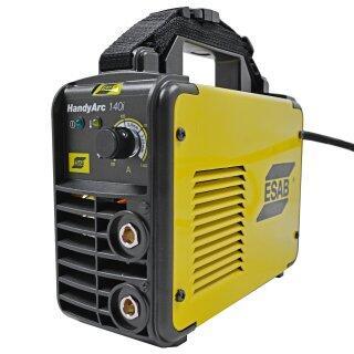 Inversora Solda HandyArc 140I ESAB 220V com Eletrodos