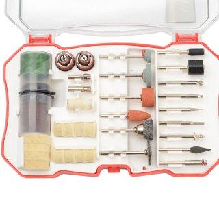 Kit Acessórios p/ Microrretífica ARA070 AWT RED - 70 peças