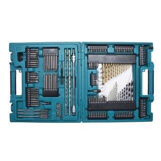 Kit Com 200 Peças Ferramentas e Acessórios D-37194 Makita