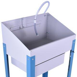 Lavadora De Peças Pequena LBD10 CMB - Aberta, Reservatório De Metal, 220V