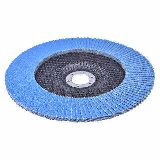 Lixas Disco Flap com 10 Peças 180 × 22 mm G40 Bumafer