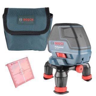 Nível A Laser 50 Metros Auto Nivelador Gll3-50P Bosch