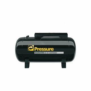 Reservatório Horizontal 140 Libras Para Compressor RH50 Pressure