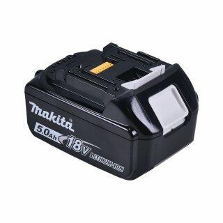 Roçadeira a Bateria 18 V DUR187UZ + Bateria Ion de Lítio 18V 5,0Ah BL1850B + Carregador de Bateria 14.4V-18V Li-ion DC18RC Makita Bivolt