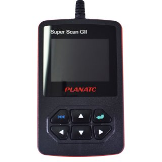 Scanner Automotivo Super Scan G2 Planatc